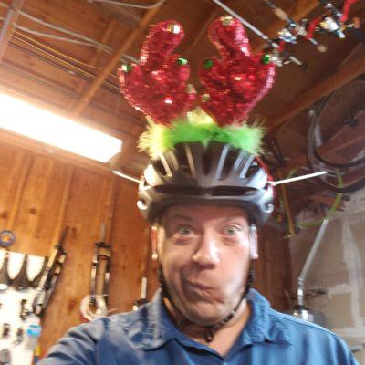 Chris- Bike fitter
